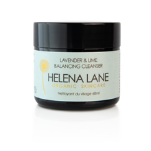 Load image into Gallery viewer, Helana Lane lavender lime balancing cleanser