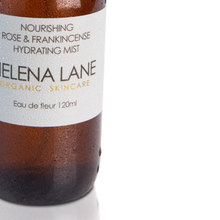 Load image into Gallery viewer, HELENA LANE NOURISHING ROSE AND FRANKINCENSE MIST - 120ML