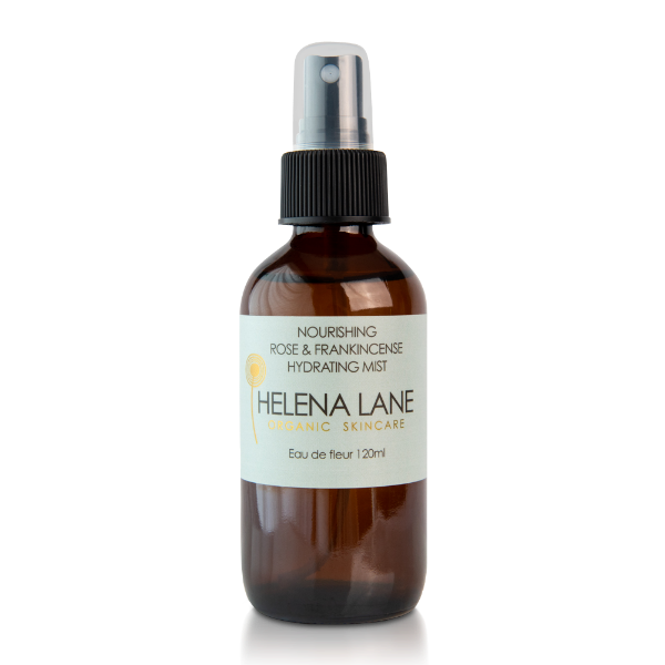 Helena Lane Rose frankincense facial mist