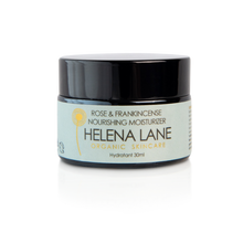 Load image into Gallery viewer, Helena Lane Rose frankincense moisturizer 30ML