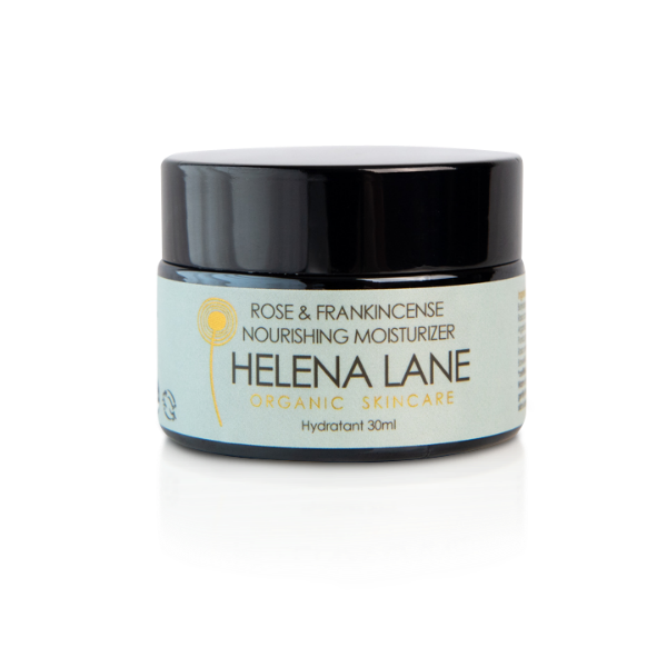 Helena Lane Rose frankincense moisturizer 30ML