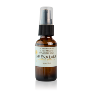 Helena Lane Rose frankincense facial serum