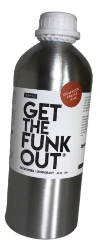 Demes Natural Get the Funk Out 1L Refill