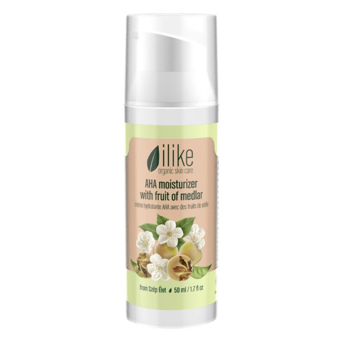 Ilike AHA Moisturizer With Fruit Of Medlar