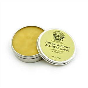 Butterfly Weed Green Wisdom All-Heal Salve