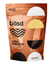 Load image into Gallery viewer, basd creme brulee indulgent coffee scrub