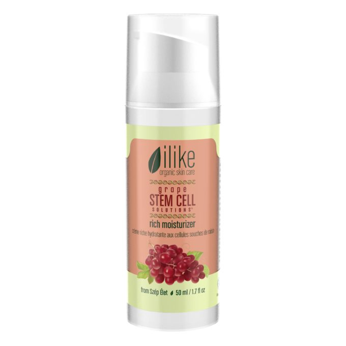 Ilike Grape Stem Cell Solutions Rich Moisturizer
