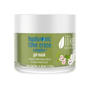 Ilike Hyaluronic Time Erase Complex Gel Mask