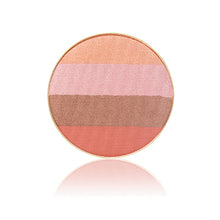 Load image into Gallery viewer, Jane Iredale Quad Bronzer refill Peaches and Cream