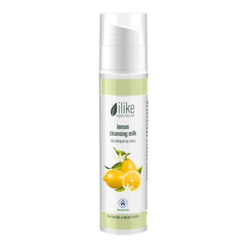 ilike lemon cleansing milk