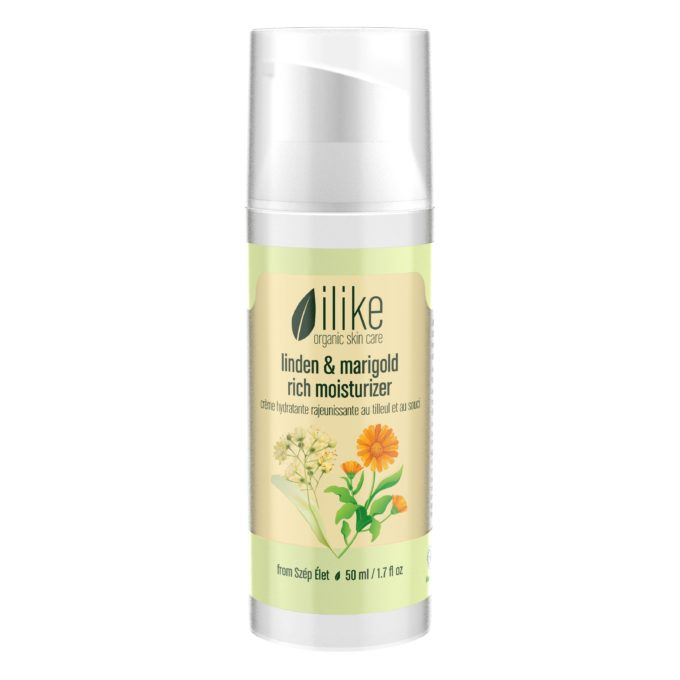 Ilike Linden & Marigold Rejuvenating Treatment