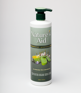 nature's aid NATURAL SKIN GEL 500ML