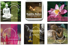 Load image into Gallery viewer, Affirmation Card Deck Buddha Notes