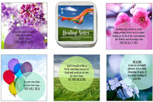 Load image into Gallery viewer, Affirmation Card Deck Healing Notes