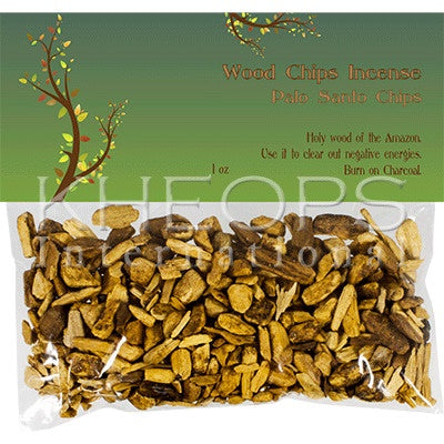 Palo Santo Wood Chips Incense