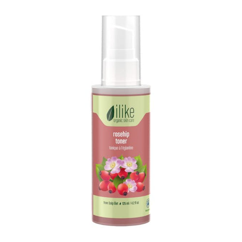 ilike rosehip toner