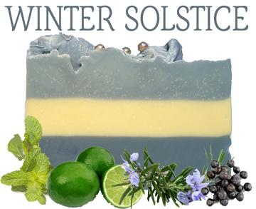Beach Baby Soap Winter Soltice