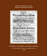 1792 The Weaver's Draft Book