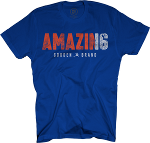 Amazing - Royal T-Shirt
