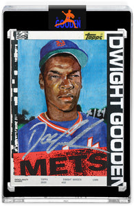 GOODEN16.COM SILVER AUTOGRAPH EDITION [IN BLACK CASE] PROJECT 2020 Card 164 by Jacob Rochester - LIMITED TO 24 [PRE-ORDER]