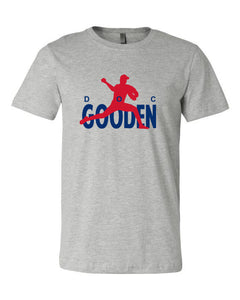Doc Gooden Away Tee - Chicago Cubs