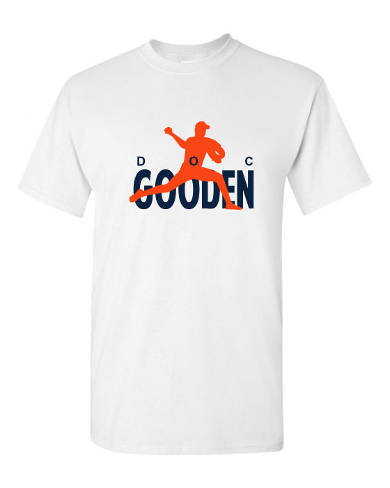 Doc Gooden Homefield Tee - Detroit Tigers