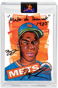 GOODEN16.COM BLACK DUAL AUTOGRAPH + INSCRIPTION EDITION - Topps PROJECT 2020 Card 228 by Blake Jamieson - LIMITED TO 86 [PRE-ORDER]