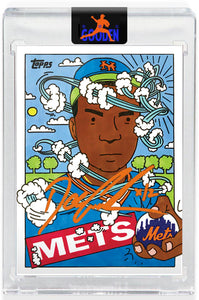 GOODEN16.COM AUTOGRAPH EDITION - Topps PROJECT 2020 Card 38 by Ermsy - LIMITED TO 2