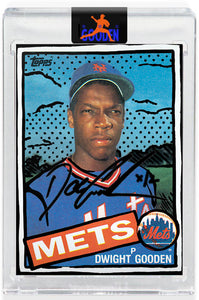 GOODEN16.COM AUTOGRAPH EDITION - Topps PROJECT 2020 Card 26 by Joshua Vides - LIMITED TO 2