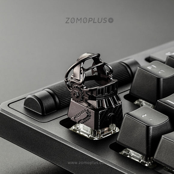 SAW TORTURE MOVIE THEME ALUMINUM ARTISAN KEYCAP