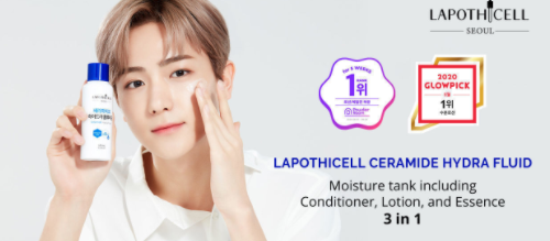 Ceramide Hydra Fluid - Lapothicell