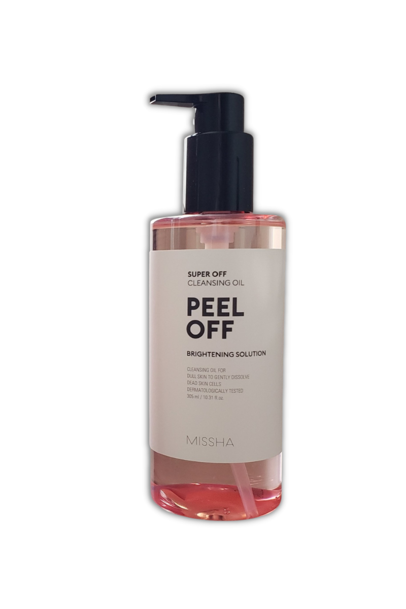 Super Off Cleansing Oil Peel Off - MISSHA
