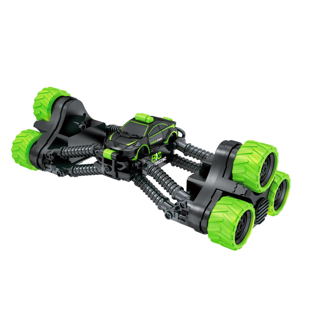 4WD Remote Control Double-Sided Rock Crawler