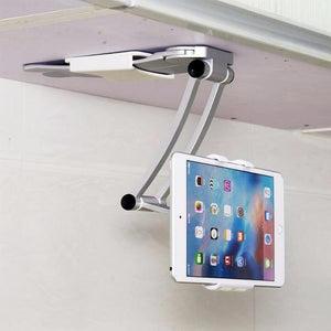 3-in-1 Kitchen Tablet Wall Counter Mount Stand
