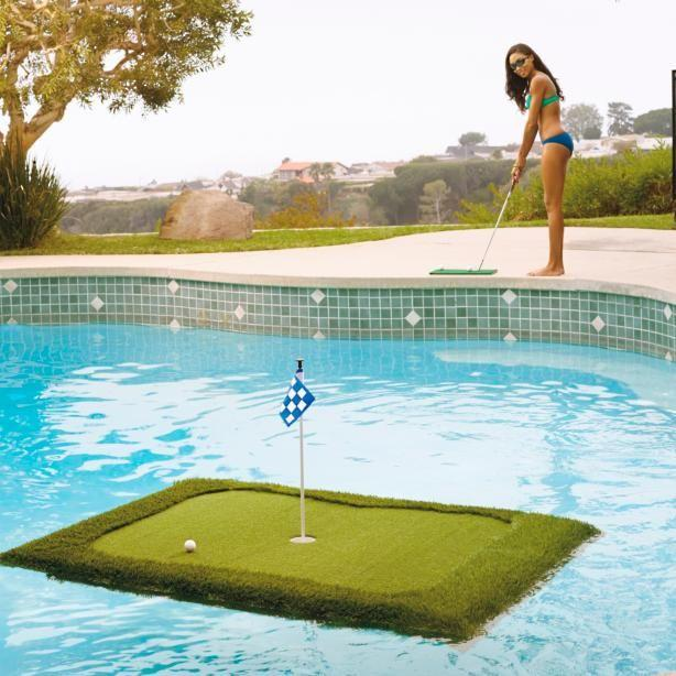 Floating Golf Green Mat