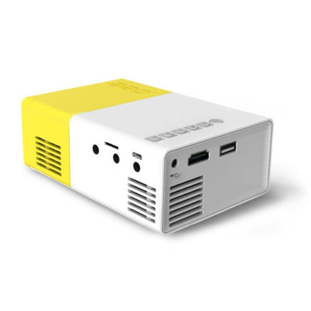 Mini LCD Projector Full HD 1080P