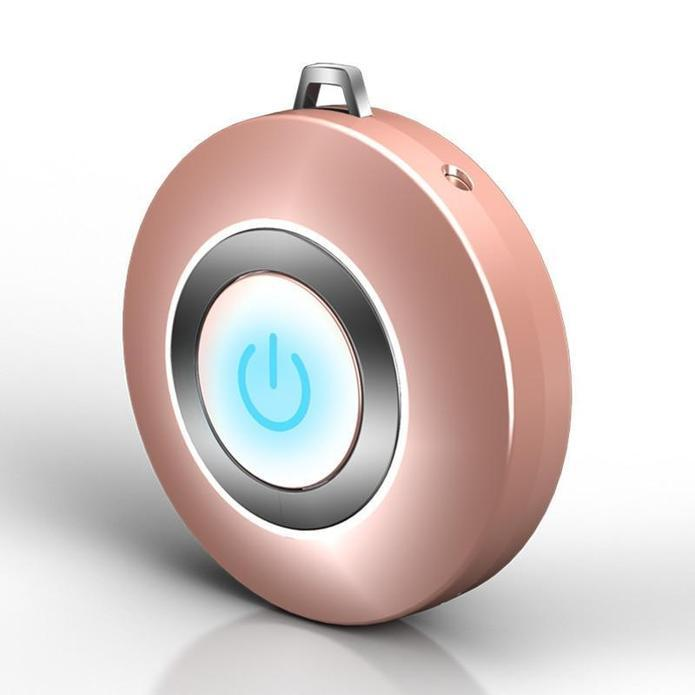 Ionic Air Purifier Necklace