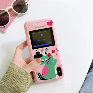 Gameboy Phone Case Cover