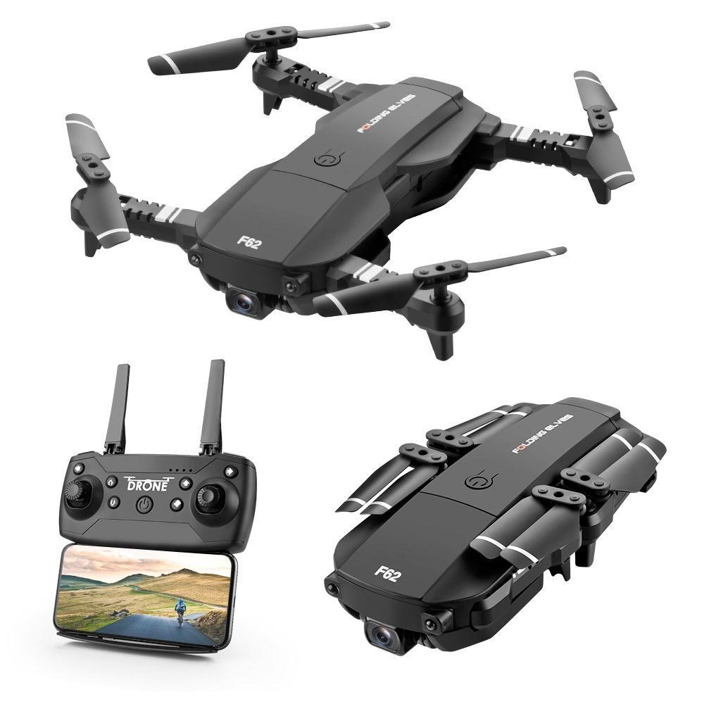 F62 Mini 4K Drone with Gesture & Voice Control