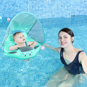 Baby Buoy Swimming Float with Sunshade