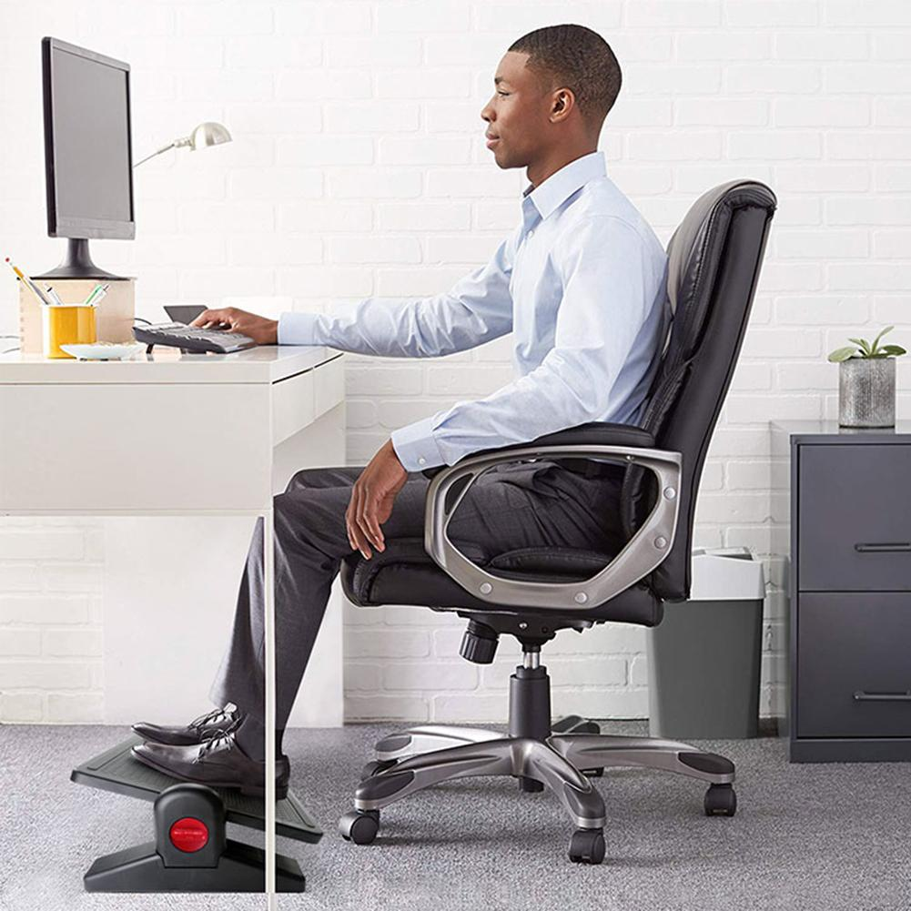 Adjustable Under Desk Office Foot Rest
