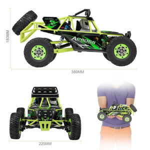 High Speed Remote Control Monster Buggy Off-Road Car