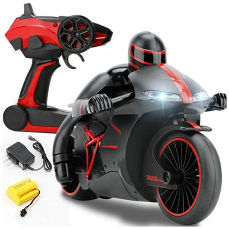 2.4G Mini RC High Speed Motorbike Remote Control Drift