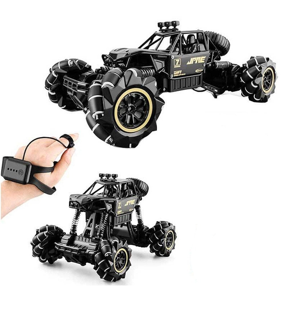 Gesture Controlled 4WD Remote Control Stunt Car