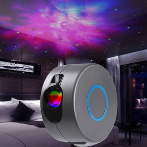 Night Sky Galaxy Star Ceiling Night Light Projector
