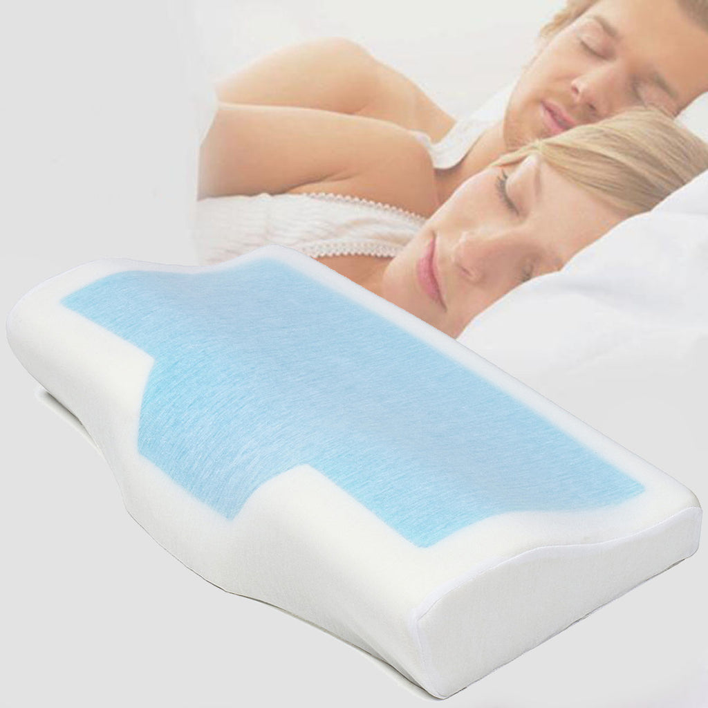 Anti Snore Sleep Gel Insomnia Pillow