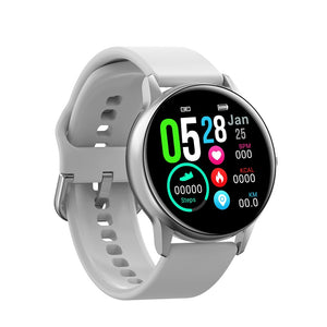 Round Smart Watch for Android and iPhone