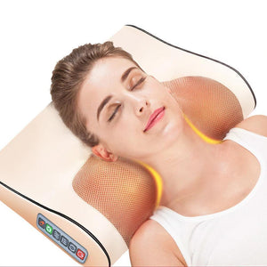 Electric Heated Neck And Shoulder Massager