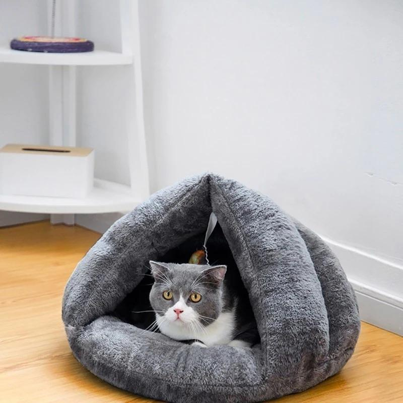 Igloo for Cats & Dogs - Pet Bed Kennel