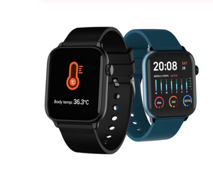 GTS Body Temperature Monitor Smartwatch